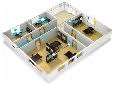 Vorgef llte klimaanlage entl ften h user immobilien bau for Klima splitgerat selbstmontage
